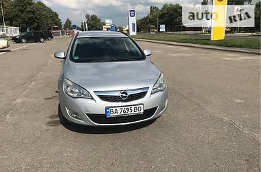 Opel Astra J 2011 в Кропивницком