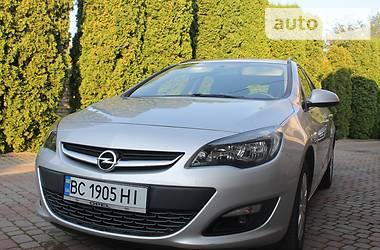 Opel Astra J 2016 в Стрые