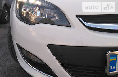 Opel Astra J 2012 в Тернополе
