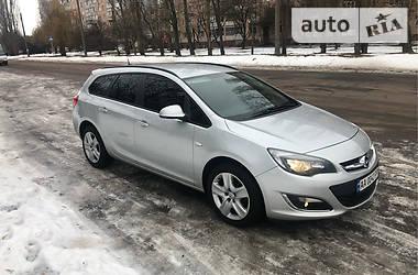 Opel Astra J 2013 в Черкасах