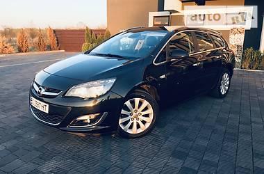 Opel Astra J 2014 в Стрию