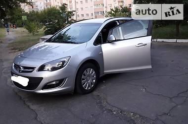Opel Astra J 2012 в Новой Каховке