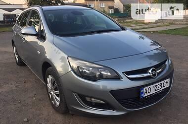 Opel Astra J 2013 в Хусте