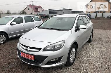 Opel Astra J 2013 в Луцке