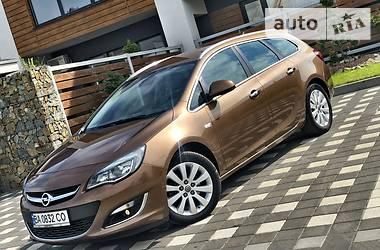 Opel Astra J 2016 в Кропивницком