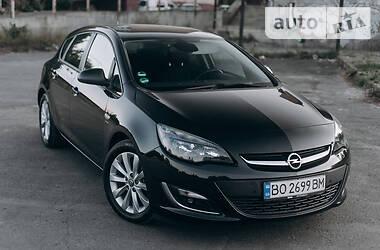 Opel Astra J 2013 в Тернополе