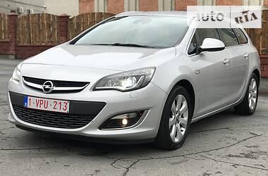 Opel Astra J 2014 в Ровно