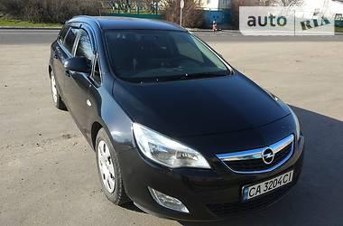 Opel Astra J 2011 в Звенигородці