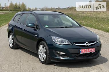 Opel Astra J 2014 в Луцьку