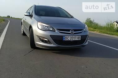 Унiверсал Opel Astra J 2013 в Бориславі