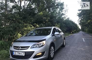 Унiверсал Opel Astra J 2013 в Черкасах