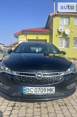 Универсал Opel Astra K 2016 в Львове