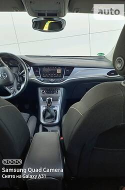 Унiверсал Opel Astra K 2017 в Запоріжжі