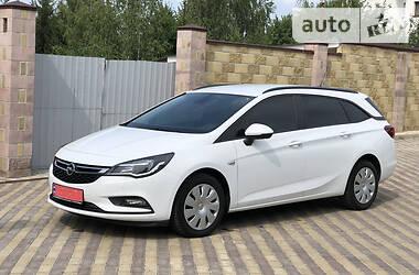 Унiверсал Opel Astra K 2016 в Харкові