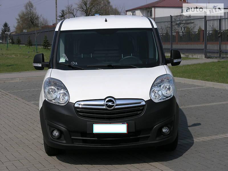 Opel Combo груз. 2015 в Черкасах