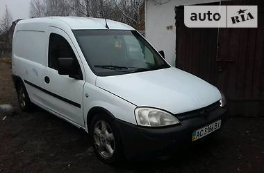 Opel Combo груз. 2003 в Камне-Каширском