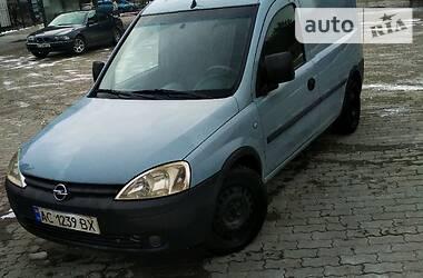 Opel Combo груз. 2010 в Луцке