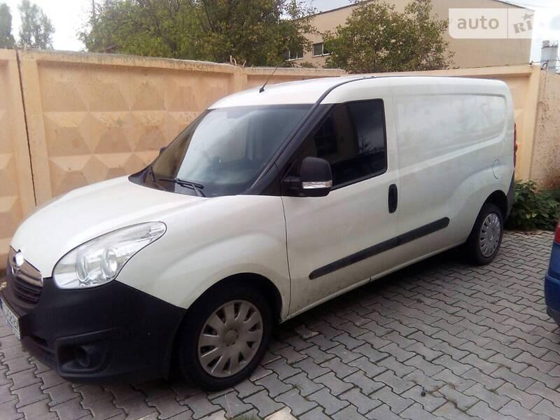 Opel Combo груз. 2013 в Луцке