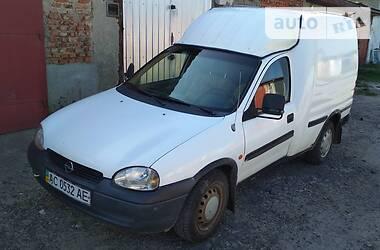 Opel Combo груз. 1998 в Владимир-Волынском
