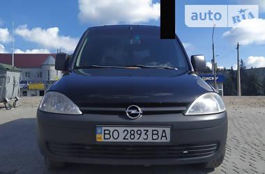 Пикап Opel Combo груз. 2005 в Тернополе