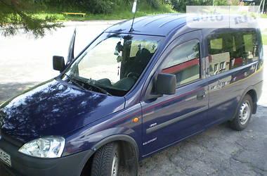 Opel Combo пасс. 2002 в Новых Санжарах