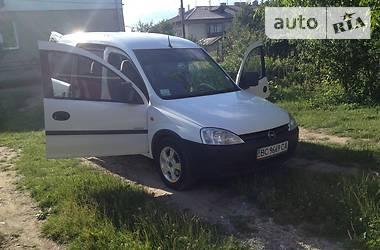 Opel Combo пасс. 1.7 2002