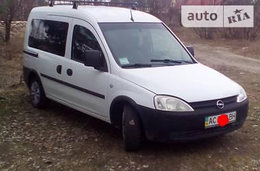 Opel Combo пасс. 2006 в Ковеле