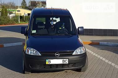 Opel Combo пасс. 2006 в Ивано-Франковске