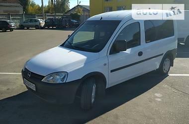 Opel Combo пасс. 2008 в Виннице