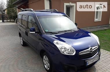 Opel Combo пасс. 2012 в Ивано-Франковске
