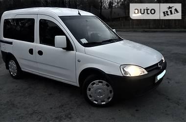 Opel Combo пасс. 2007 в Львове