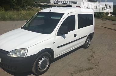 Opel Combo пасс. 2007 в Мукачево