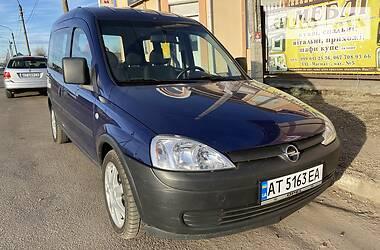 Opel Combo пасс. 2009 в Калуше