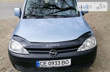 Opel Combo пасс. 2006 в Черновцах