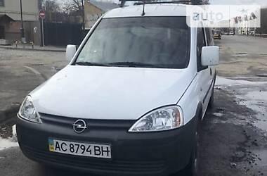 Opel Combo пасс. 2011 в Луцке