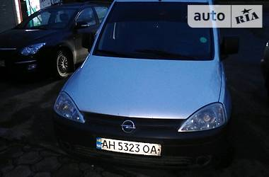 Opel Combo пасс. 2006 в Мариуполе