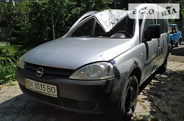 Легковой фургон (до 1,5 т) Opel Combo пасс. 2007 в Каменец-Подольском