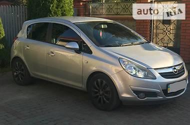 Opel Corsa 2010 в Львове
