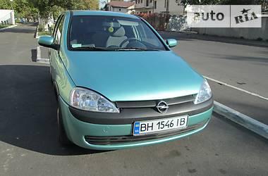 Opel Corsa 2001 в Одессе