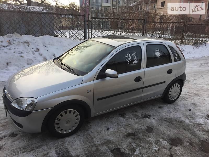 Opel Corsa 2003 року в Харкові