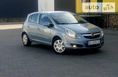 Opel Corsa 2007 в Стрые