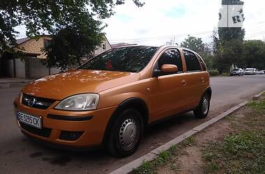 Opel Corsa 2005 в Николаеве