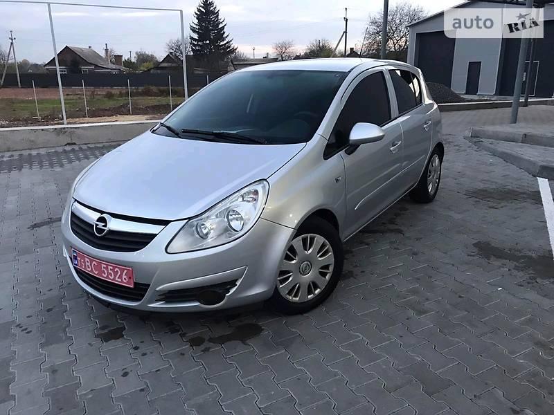 Opel Corsa 2008 в Луцке