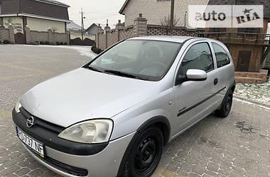 Opel Corsa 2001 в Тульчине