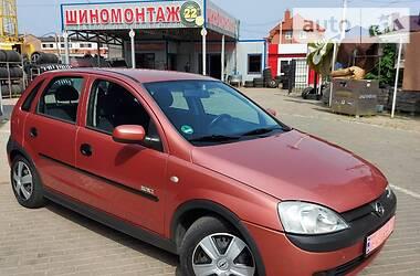Хэтчбек Opel Corsa 2001 в Нововолынске