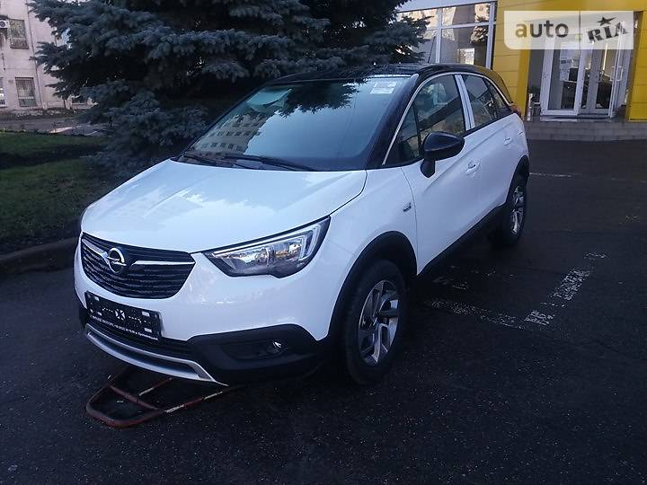 Opel Crossland X 2017 в Кропивницком