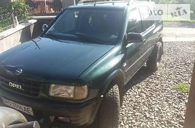 Opel Frontera 1999 в Ужгороді