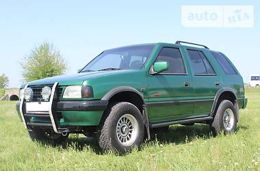 Opel Frontera 1995 в Днепре