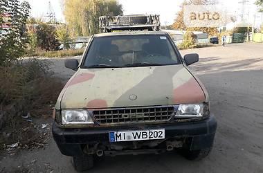 Opel Frontera 1992 в Киеве