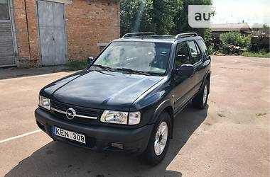 Opel Frontera 2002 в Носовке